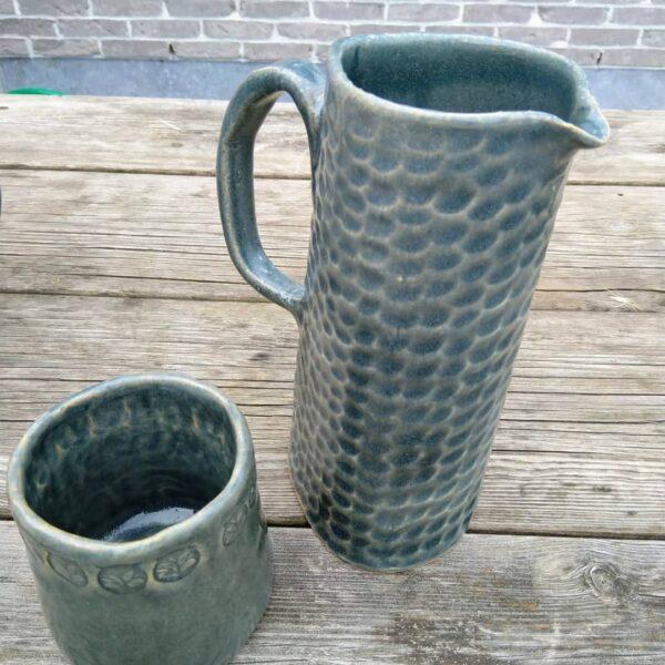 Workshop keramiek kan en kop