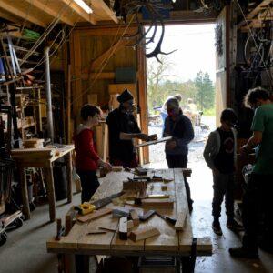 Workshops hout