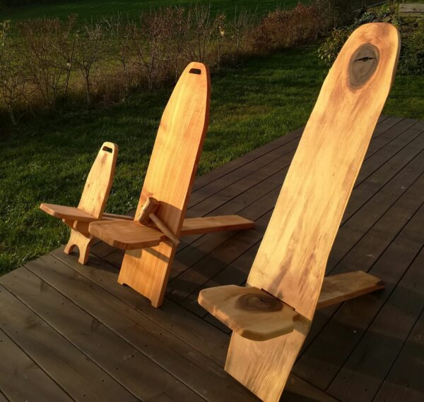 exemples de sièges scandinaves