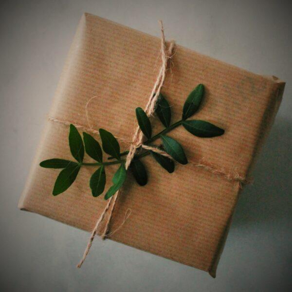illustration pour cheque cadeau
