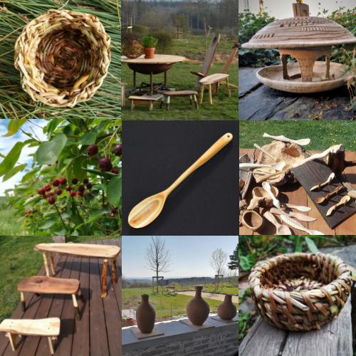 Ateliers Nature et Artisanat